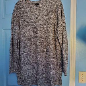 Torrid v-neck sweater